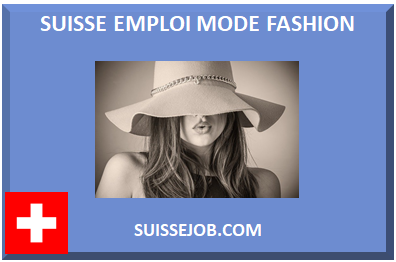 SUISSE EMPLOI MODE FASHION